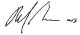 [Signature: Dr Gruss]