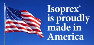 Isoprex is proudly made in America