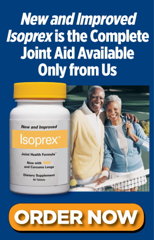 Remedy for Aching Joints and More [Order Now]